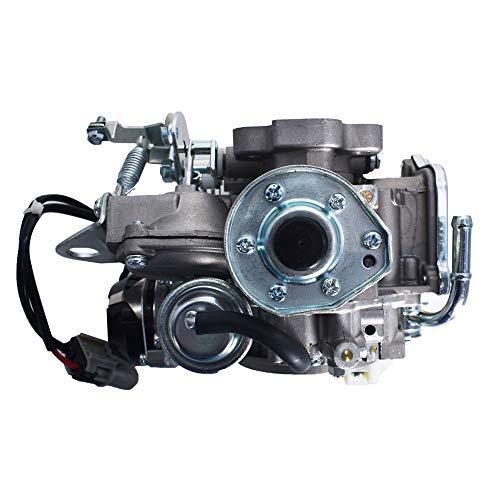 labwork Carburetor Carb Fit for Nissan 720 Pickup 2.4L Z24 Engine 1983-1986 / Bluebird 1984- / Caravan 1986- / Datsun Truck 1985- / Atras Truck 1990- / Vanette Panel Van 1986-