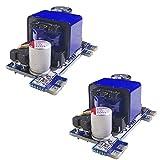 2Pcs AC DC Converter Module Universal 110V 120V 220V 230V to DC 5V 12V Isolated Switching Power Supply Board (DC 5V 2A Version)