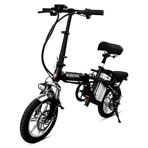 Dapang Bicicletta elettrica leggera pieghevole, Ruote da 8