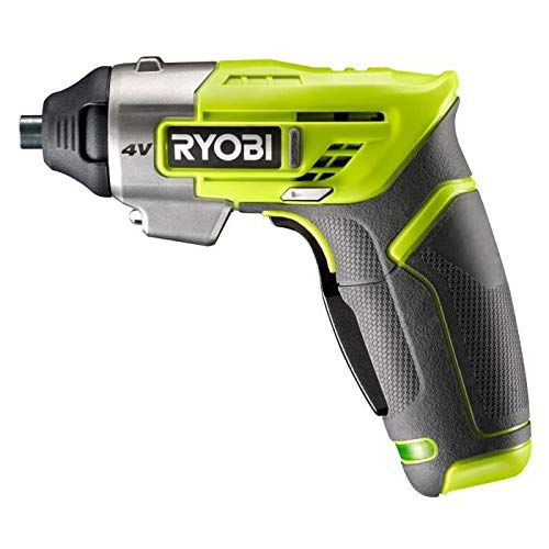 Ryobi 5133003411 Destornillador Compacto (4 V), 0 W