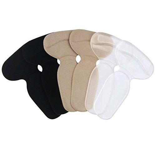 S&L Heel Griffe Fersenpolster Fersenschutz Selbstklebende Silikon Gepolsterte Ferse Snugs Fußpflege Schutz 3 Pairs