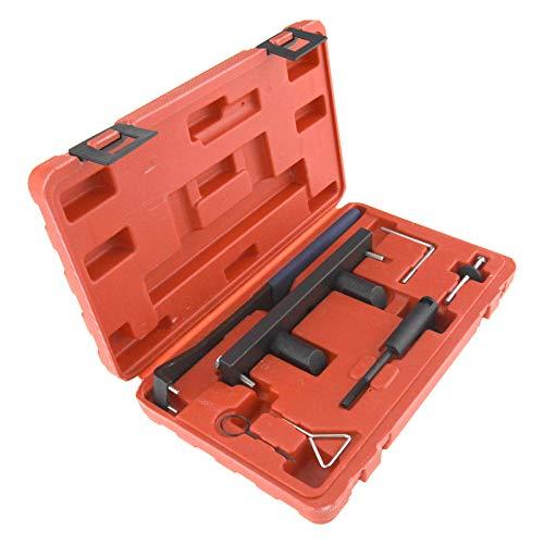 7tlg Zahnriemen Wechsel Werkzeug Nockenwellen Arretierung Kompatibel mit AUDI A3 A4 A6