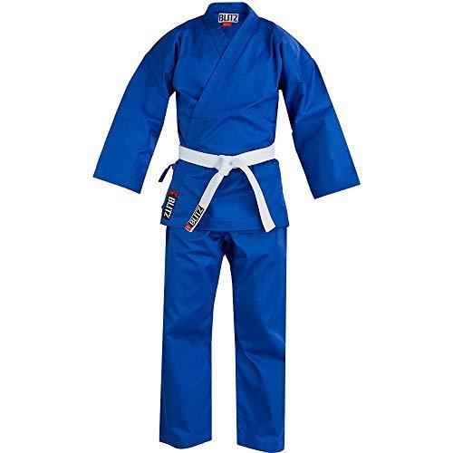 Blitz Student Karate-Anzug, blau, 0000/100cm