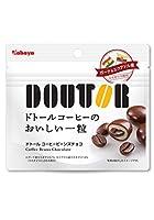 カバヤ食品 ドトールコーヒービーンズチョコ 39g ×8袋