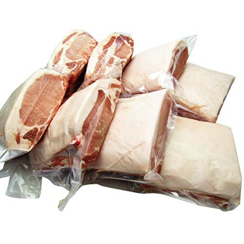 宮崎県産 きなこ豚ロース ブロック 500g×8 詰合せ 豚肉 冷凍 国産 塊肉 宮崎