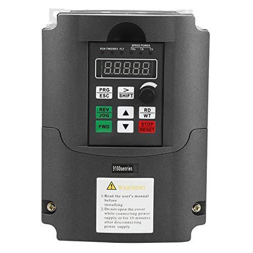NFLIXIN 9100-3T-00550D Inversor solar de frecuencia variable DC400-700V Entrada trifásica 0-380VAC Salida 0-650Hz 5.5KW