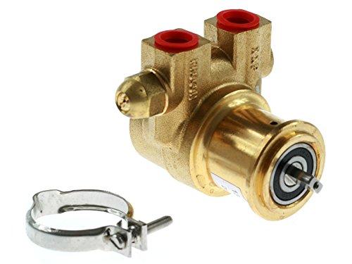 Pumpe Head V6105ProCon 180L/H Anschluss 3/20,3cm NPT l82mm mit Bypass-Messing