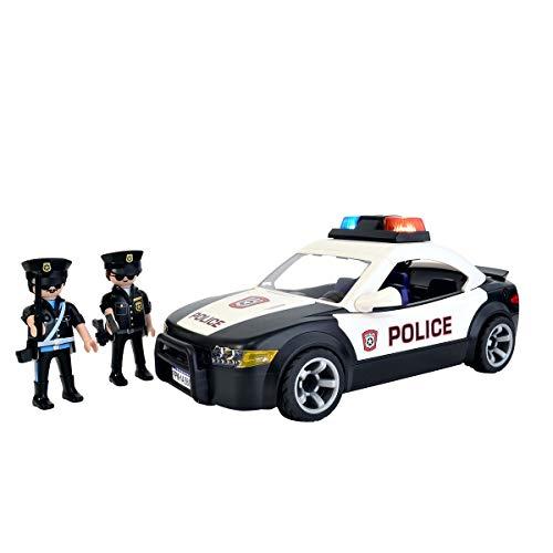 Playmobil City Action 5673 - Carro de Policia - Sunny 1047