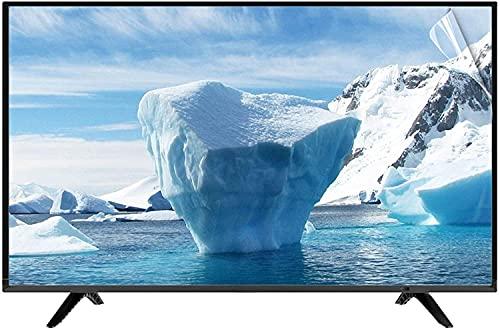 Protector de pantalla anti RadiationTV, filtro de luz anti azule 43 '49' 50 '52' 55 '58' 65 'Monitor de televisión para interiores y al aire libre Máquinas de juego Accesorios,52' 1161*661