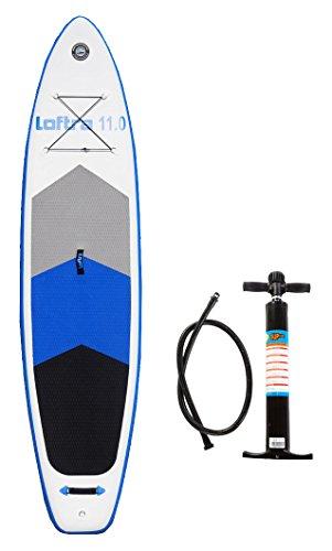 Loftra SUP (11.0) 335x 75x 15cm Inflatable ISUP Gonfiabile Stand Up Paddle Board Pompa Surf Board Aqua