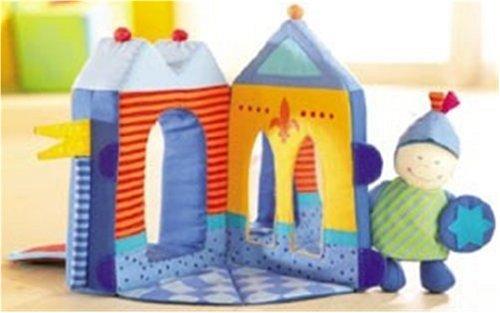 Haba 0993 erstes Spielhaus aus Stoff Castello
