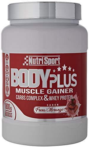 Nutrisport Suplementos De Proteínas - Mezcla De Proteínas - 1800 g