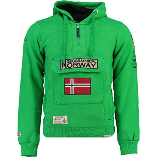 Geographical Norway Sudadera DE Hombre GYMCLASS Ass B 007 rol 7