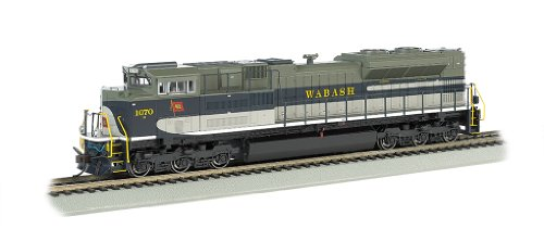 Bachmann EMD 70ACe DCC Sound Value Equipped Diesel Locomotive - WABASH - HO Scale