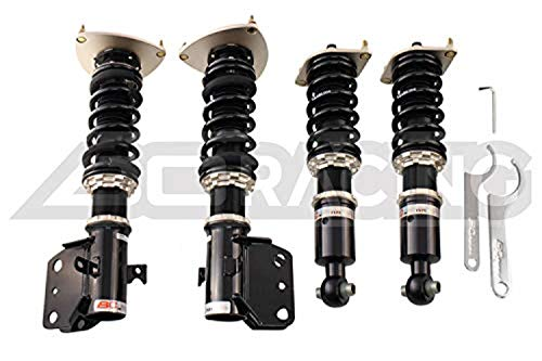 BC Racing BR Series Coilovers (Extreme Low) for the 2015+ Subaru STI/WRX