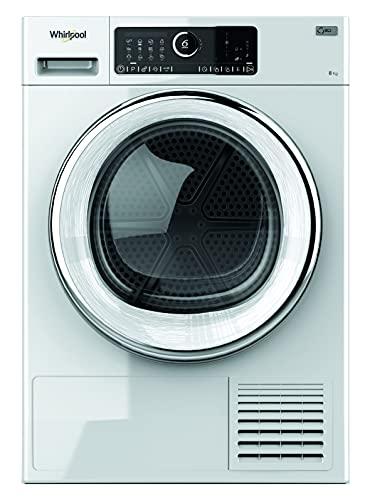 Whirlpool ST U 83X EU, Asciugatrice a pompa di calore a Libera Installazione, 8kg