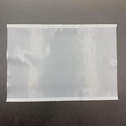 AIJOAIM Elastische siliconenkoord, elastisch koord, elastisch touw, bungee, elastische stretchspoel voor doe-het-zelvers.