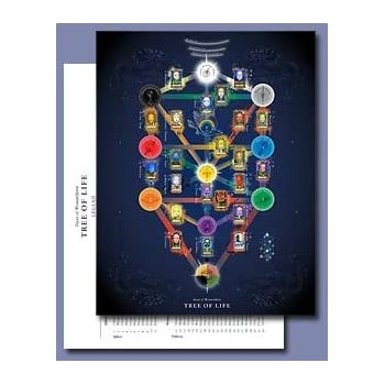 Amazon Com Tree Of Life Poster Posters Prints See more ideas about tree of life, kabbalah, sacred geometry. tree of life poster