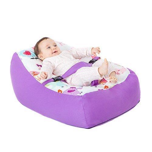 Ready Steady Bett Cute Pets Design Baby Sitzsack, mit verstellbarem Sicherheitsgeschirr