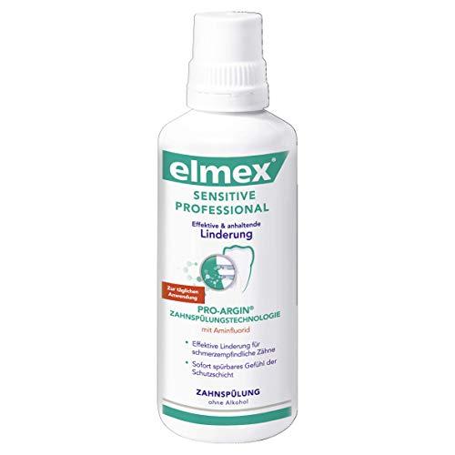 elmex SENSITIVE PROFESSIONAL Zahnspülung, 400 ml