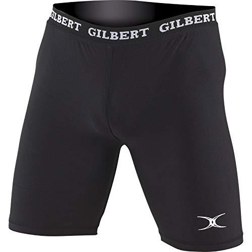 Gilbert - SOUS SHORT LYCRA NOIR - taille : XS