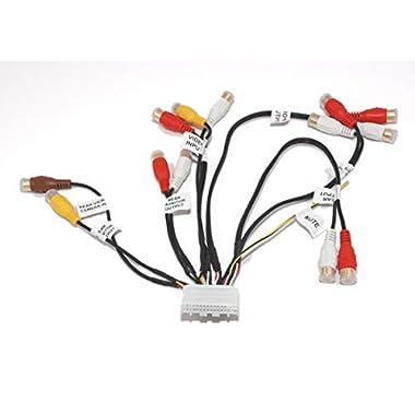 AVICZ130BT Wiring Harness fit Pioneer AVIC-Z130BT WHP16F5