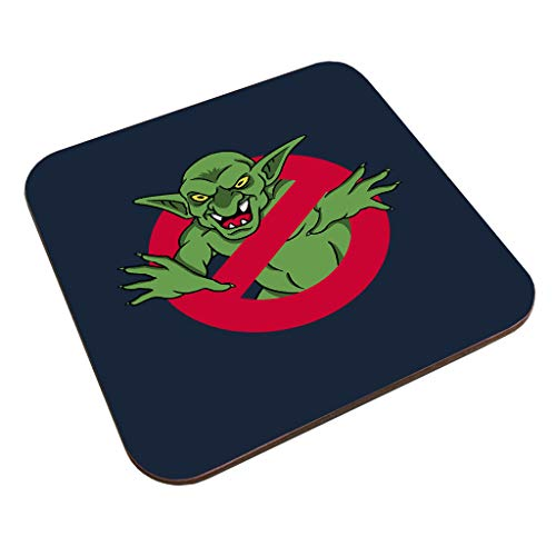 Mandy Goblin Busters Coaster