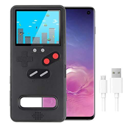 LucBuy Funda para Juegos para Galaxy, Cool Display a Todo Color,Estuche Protector Retro con 36 Fun Game,Estuche para Teléfono de Videojuegos para Galaxy Note10/20/S10/20/Plus/Ultra