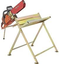 chainsaw log holder plans