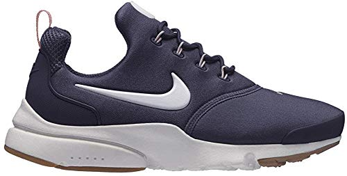 Nike Women's Presto Fly Running Shoe (9.5 M US, Light Carbon/Summit White-Crimson Tint)
