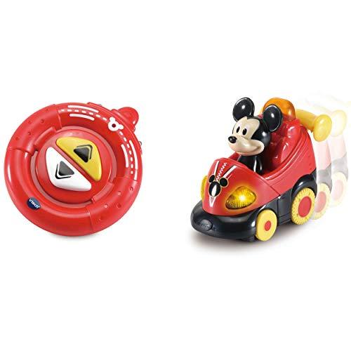 Vtech 80-513704 TUT - Coche teledirigido de Mickey