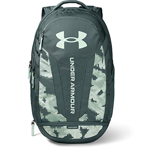 Under Armour Hustle 5.0 Backpack (Select Colors) $22 + FS w/ Prime