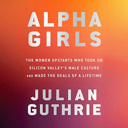 Alpha Girls audiobook cover art