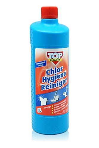 TopCleaner Chlor Hygienereiniger 1000ml Chlorreiniger