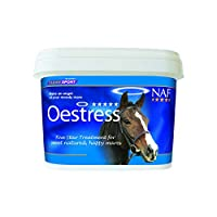 Support the natural hormone balance and encourage regularity Helps manage mare-ish behaviour and support discomfort Traditional herbs, natural antioxidants support a healthy system Also suitable for stallions and geldings Safe to feed alongside all e...