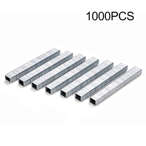 1000Pcs 1008J Grapas en Forma de Puerta 11.3 * 1.2mm Clavos