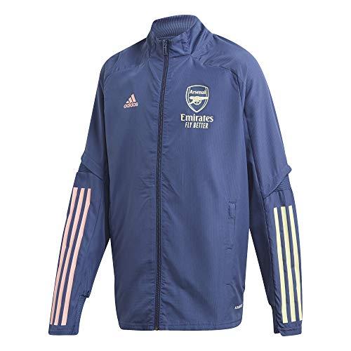 adidas Arsenal FC Temporada 2020/21 AFC Pre Jkt Y, Giacca Bambino, Indtec, 152