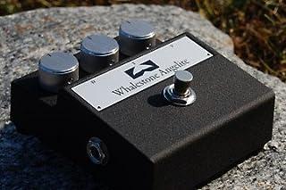 Whalestone Classic Overdrive Angelite (pedal hecho a mano de Suecia)