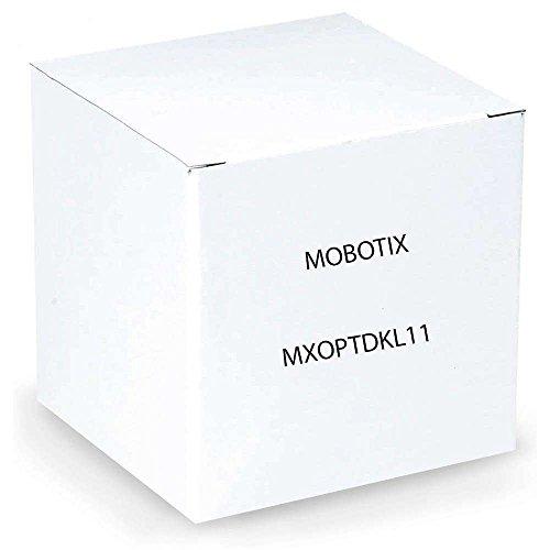 Mobotix MX-OPT-DK-L11 Domekuppel Videoüberwachungssystem schwarz/weiß