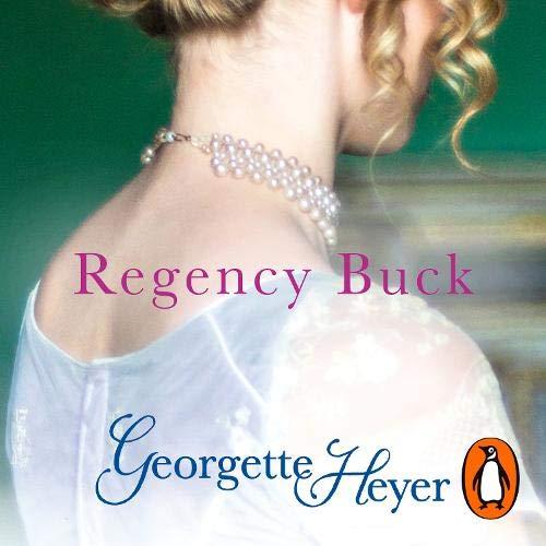 Couverture de Regency Buck