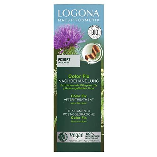 Logona Bio Color Fix Nachbehandlung (6 x 100 ml)