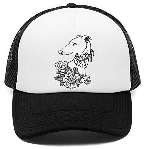 Vendax Seremos Libres - Greyhound Cappelini da Baseball Rapper cap