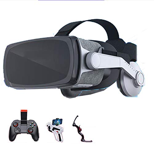 Review Of YANJINGYJ VR Headsets,VR Glasses Virtual Reality Glasses, Head-Mounted VR Headset Suitable...