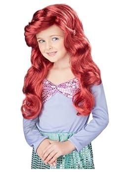 ariel wig child