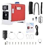 Calentador de aire diésel todo en uno, calentador diésel, calentador de camiones, calefactor rápido, pequeño calefactor para dormitorio, oficina, uso interior