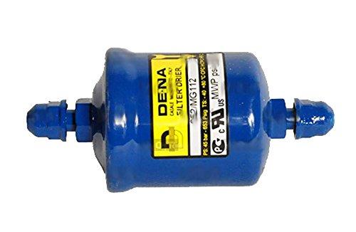 """Filtertrockner, DE.NA, 052/MG112, V = 80 ccm, 1/4\"""" SAE, Bördelanschlüsse"""