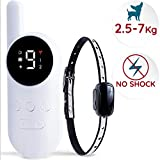 GoodBoy Mini Remote Collar for Dogs with Beep and Vibration Modes for Pet