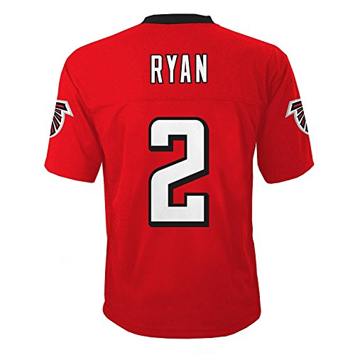 Matt Ryan Atlanta Falcons NFL Kids Red Home Mid-Tier Jersey (Kids 4)