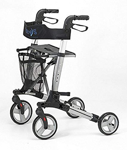 Patterson Medical Tagen leichter Rollator Deluxe