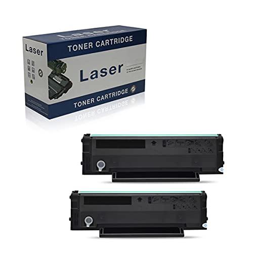 Compatible Cartuchos De Tóner De Repuesto para PANTUM PD-213 para Su Uso con PANTUM P2228 P2200W M6203 M6200W M6602W P2206NW M6202NW M6603NW Impresora, (Negro-1600 Páginas),2 Pack